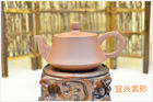 Porcellana Collection Yixing Purple Clay Teapot , Delicate Yixing Zisha Clay Teapot società